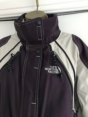 Ladies The North Face Purple Jacket Size M (12/14)