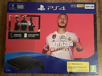 Sony PlayStation 4 BNIB with Fifa 2020 - Brand New