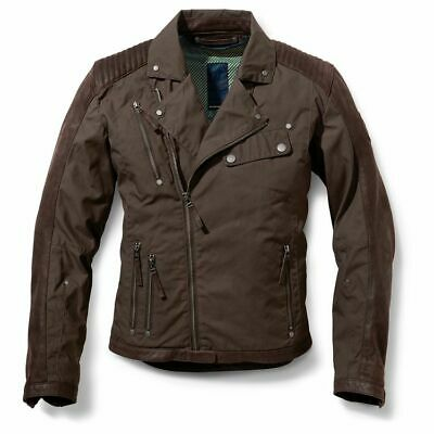 New BMW SanDiego Jacket Men's EU 46 Dark Brown #76128560898