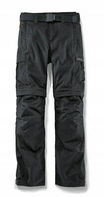 New BMW Summer Pants Unisex Small Black #76128560972