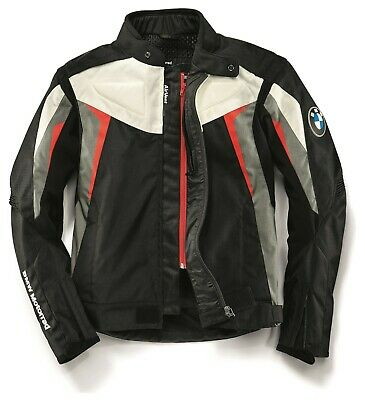 New BMW Race Jacket Men's Medium Black #76128568032