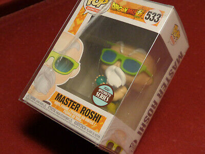 funko pop animation Dragon ball Z #533 Master Roshi in protector