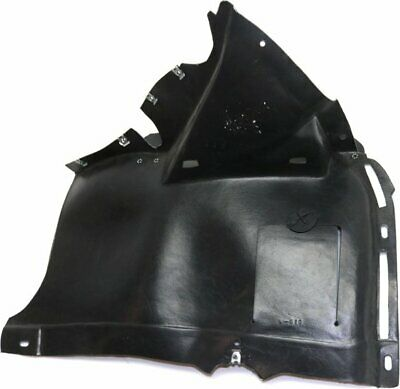 TO1249145 Front Right New Splash Shield Fender Liner Passenger Side RH Hand