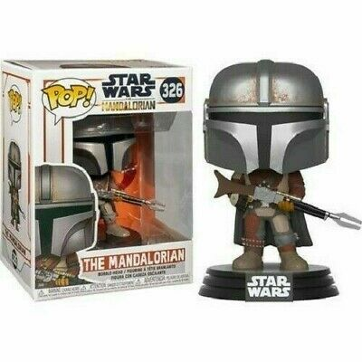 Star Wars The Mandalorian Funko Pop Vinyl Figure #326 New In Stock Hot Disney