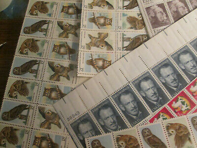 US Discount Postage, 348x 15c stamps, MNH Face $52.20