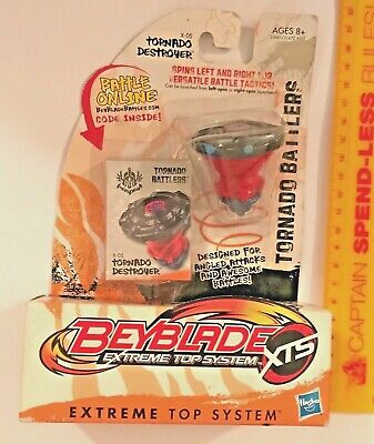 Beyblade Tornado Destroyer X-05 Extreme Top System-new-Free UK POST