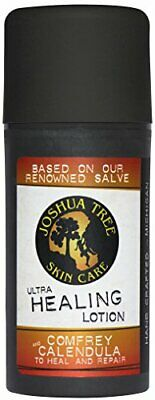 Joshua Tree Natural Ultra Healing Lotion with Organi Comfrey Calendula