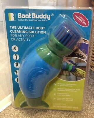 Genuine Boot Buddy - New - Sealed - Football Boot Cleaner