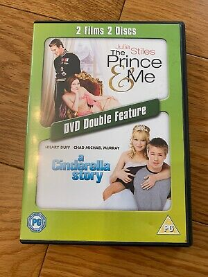 A Cinderella Story / The Prince And Me (DVD, 2006)