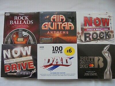 Rock cd bundle joblot collection. All Brand New Still Sealed Condition.