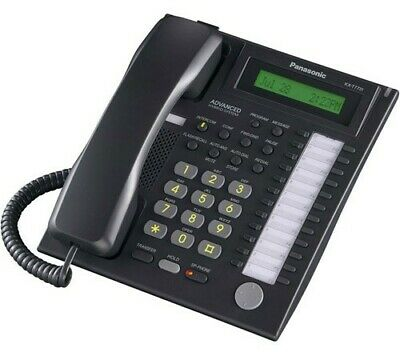 Panasonic Kx-t7731 Display Speaker Telephone Black (only one phone) 3 available