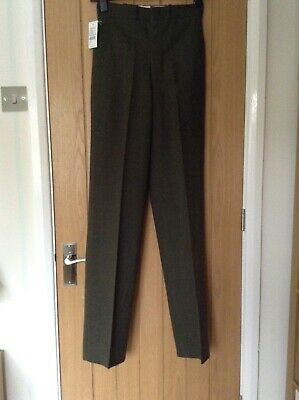 """(2465) Stein-Way Vintage Military Trousers - Size W28""""/L38"""""""