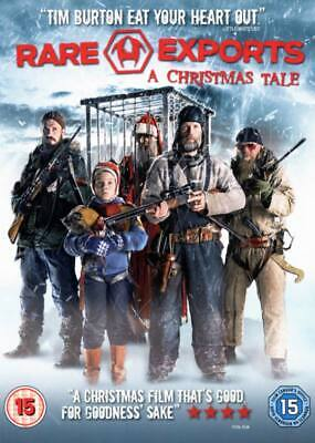Rare Exports A Christmas Tale DVD UK ORIGINAL - FAST FREE UK P&P