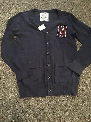 Boys Brand New With Tags Next Cardigan / Jumper Age 10