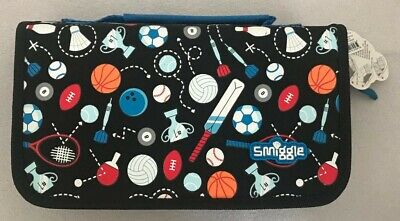 Smiggle PE Bag Dstring Sport Library Swim Pencil Case and Ice Cream Highlighter