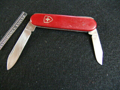 Victorinox  Elinox--Vintage--Gold Crest--Swiss Army Knife--Highly Collectible