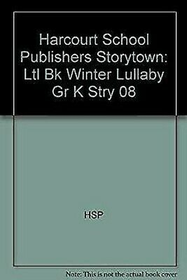 Harcourt School Publishers Storytown by HSP
