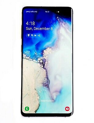 Samsung Galaxy S10+ Plus G975U 128GB Unlocked Smartphone