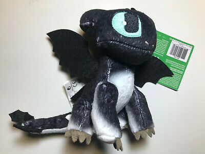 "NIGHTLIGHT How to Train Your Dragon The Hidden World 6.5"" Plushie"