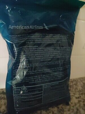 4 American Airlines Amenity kits great for travel or as gifts. Mint and FS