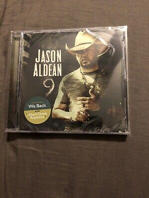 Jason Aldean 9 CD Album 2019 Physical Factory Sealed BRAND NEW