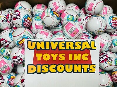 5 Surprise Mini Brands Zuru -1 BALL - In Hand Ships Now Today Fast USPS Airmail