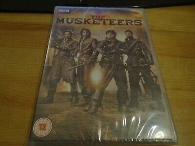 The Musketeers Season 1 One Dvd *Going Cheap* Brand New And Sealed