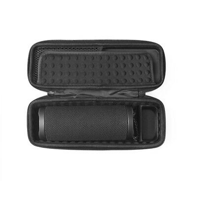 Portable EVA Hard Case Storage Bag w/hand Strap For JBL Flip 5 Bluetooth Speaker