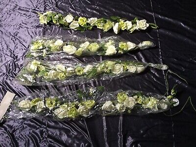 Artifical Wedding Flower Garland Bundle X