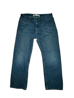 Levi Strauss & Co. Boys 505 Classic Fit Student Jeans. Size 16 28x28 100% Cotton