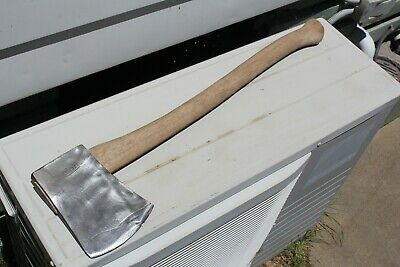 Cyclone Axe 4&1/2lb: Made in Australia. Vintage.New Spotted Gum handle.