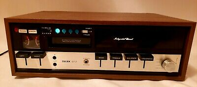 Telex Vintage 8 Track Player Recorder Model 812