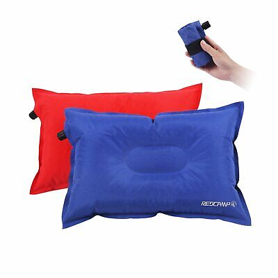 REDCAMP Ultralight Inflatable Camping Pillow 2 Pack, 3.2oz Ultralight travelling