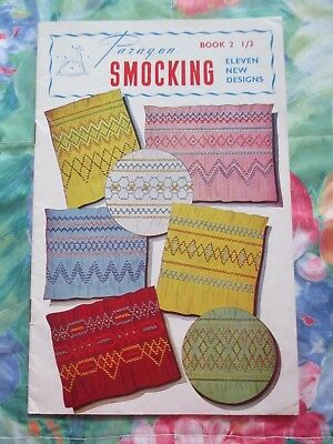 Vintage Paragon Smocking Book #2