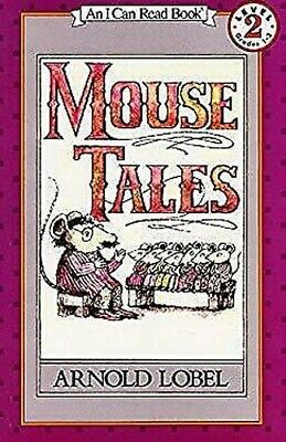 Mouse Tales by Lobel, Arnold