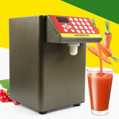 280W Fructose dispenser Bubble tea Equipment fructose quantitative machine SALE