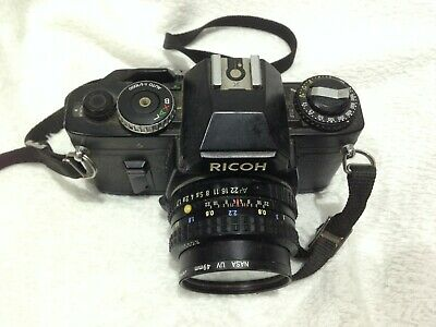 Ricoh XR6 SLR camera used condition