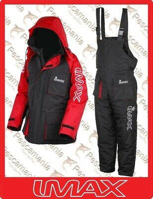 Imax Thermo Suit Completo Termal Impermeable