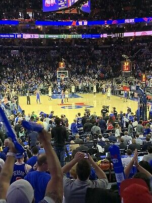 76Ers Sixers 2 Tickets Vs. Denver Nuggets 12/10