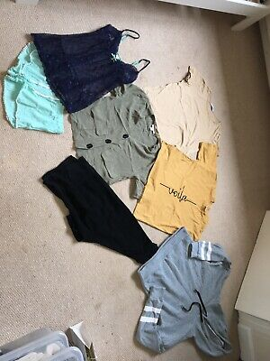 womens clothes bundle Topshop,Zara,ASOS, River Island Etc Size 6-8