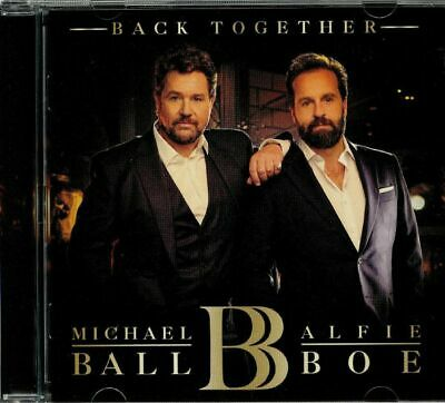 BALL, Michael/ALFIE BOE - Back Together - CD