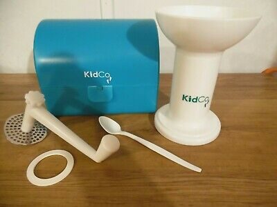KidCo Baby Grinder Manual Food Mill w/ Carrying Case ~ Fresh Baby Food