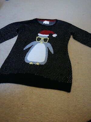 Marks and Spencer Christmas Jumper Age 10 - 11