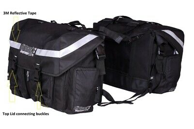 Dirtsack LongRanger Pro Tough Adventure Motorcycle Panniers