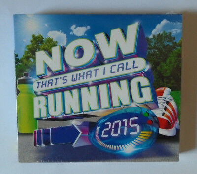 Now That's What I Call Running 2015 3 Cd Set - New & Sealed