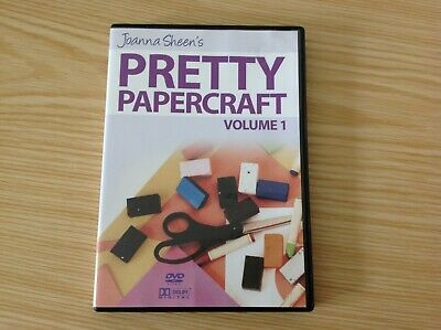 Joanna Sheen's Pretty Paperwork DVD