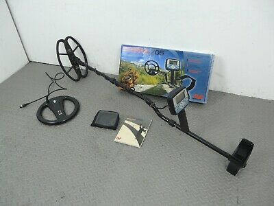 Minelab X-Terra 705 Metal Detector With 2 Coils / Next Day Delivery