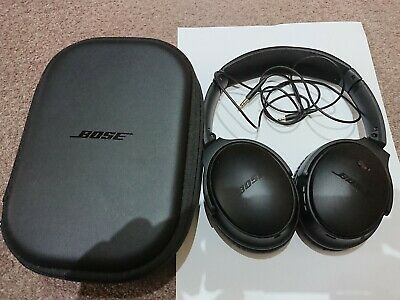 Bose QuietComfort QC 35 II Wireless Bluetooth Headphones - Black