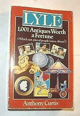 Lyle's One Thousand One Antigüedades Worth a Fortune: que No un Lote de Personas