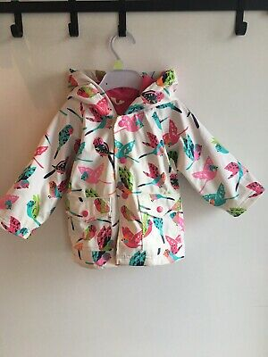 Girls Hatley Raincoat 12-18 Months